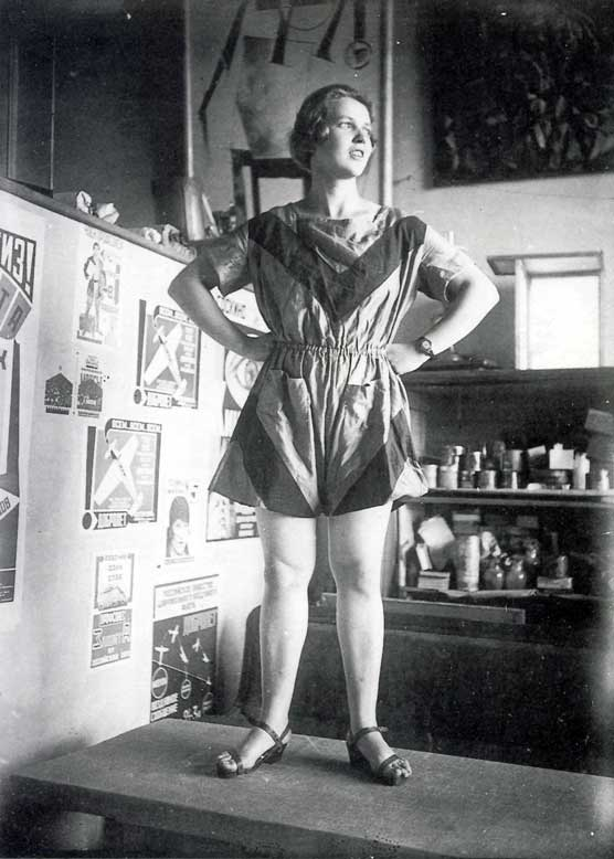 Radical Chic Avant Garde Fashion Design In The Soviet 1920s The Charnel House