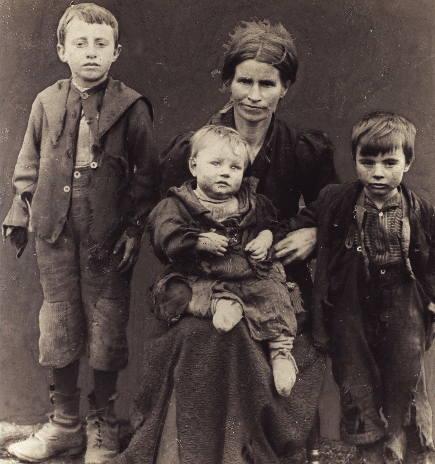 The Nineteenth Century Family The Charnel House