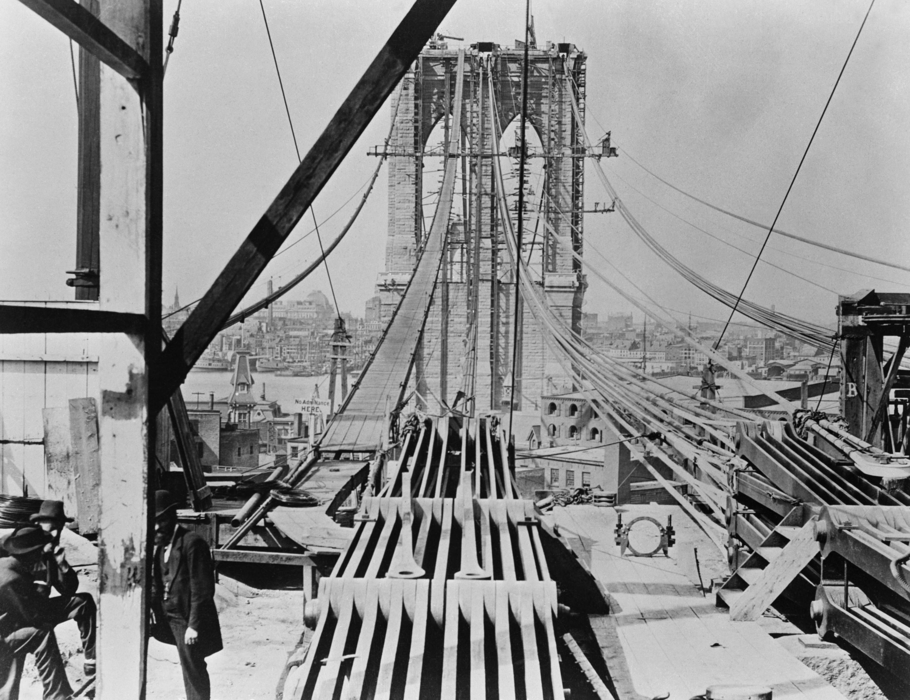 Brooklyn Bridge Construction Hours