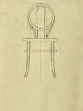 6 Cafe Stoelen.The Transformation Of The Aubette In Strasbourg 1926 1928 The
