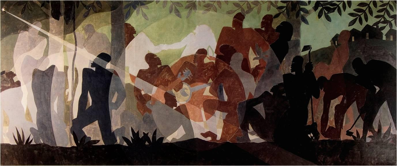 a biography of the artist aaron douglas Aaron douglas (may 26, 1899 – february 3, 1979) was an american.