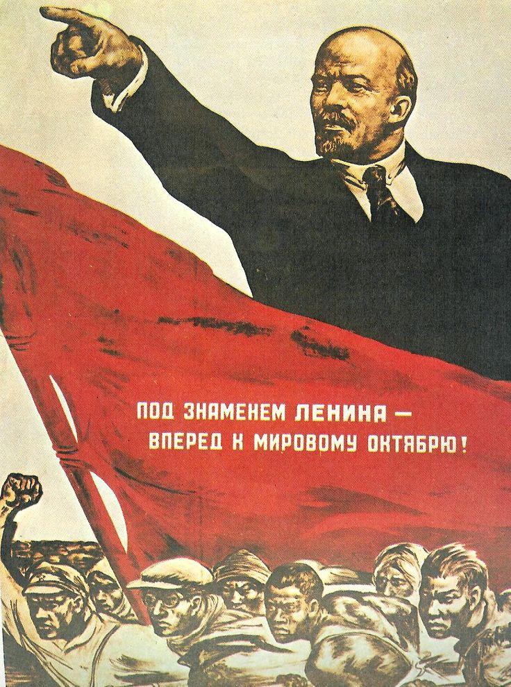 achievement of vladimir lenin